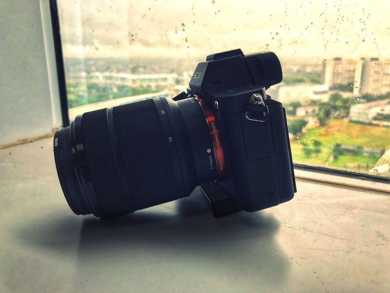 My new wingman! No People Day Window Close-up Indoors  Digital Single-lens Reflex Camera Sony Mirrorless A7ii