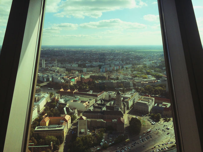 Berlin from the