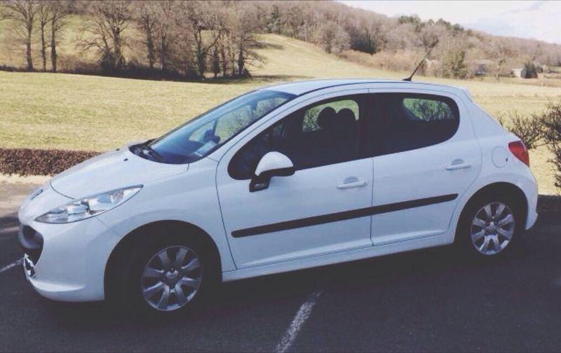 Peugeot 207 Permit Voiture Liberté