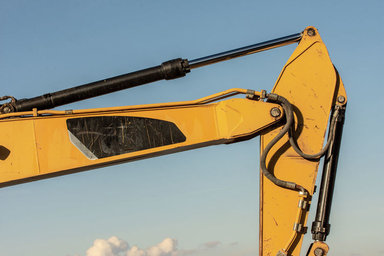 Heavy Machinery Heavy Equipment Hydraulics