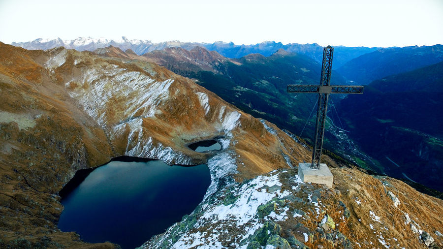 By Fabio Balassi Drone  Lost In The Landscape Beauty In Nature Landscape Mountain Mountain Range Nature Outdoors Phantom Sky Switzerland Ticino Water Perspectives On Nature