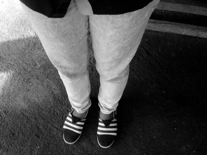 Eyeem Philippines Black And White EyeEm Best Shots - Black + White Eyeem Black And White Feet Shoes Standing Legs Pants Ready To Go My Shoes Fashion My Best Photo 2015