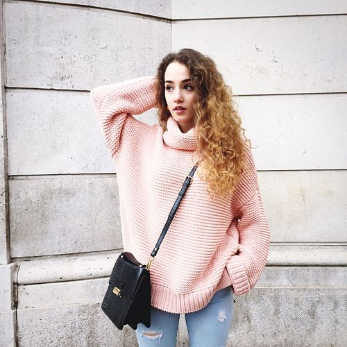 Fashion Portrait Girl Open Edit