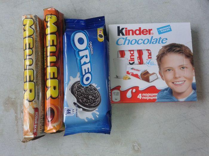 Relaxing Sweets Oreo ♥ Kinderchocolate Meller