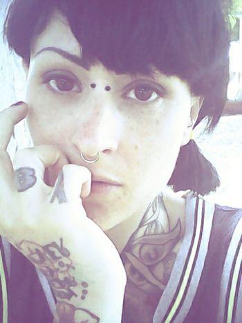 Me Mistress La Isla Bonita Inked Lolli Selfie Undermyfeet