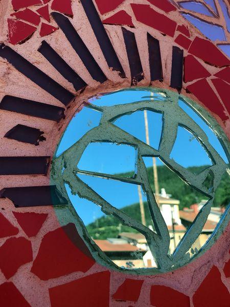 Espejos Art And Craft Building Exterior Creativity Design Geometric Shape