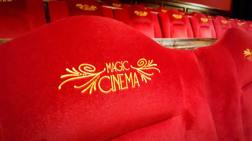 Magic Cinema Taking Photos Tadaa Community Check This Out Close-up Gold Red Cinema