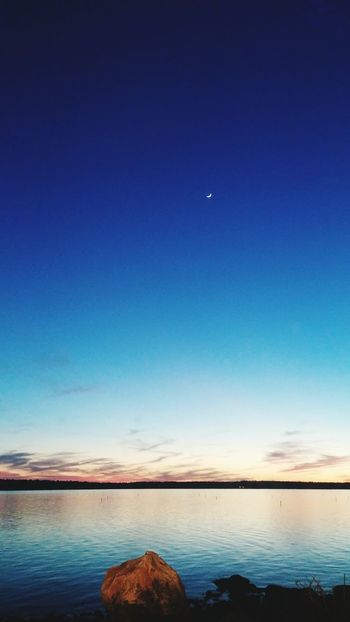 Sunset La Luna Neds Point