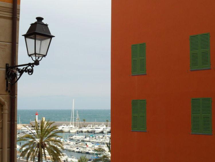 Menton Côte D'Azur French Riviera Taking Photos