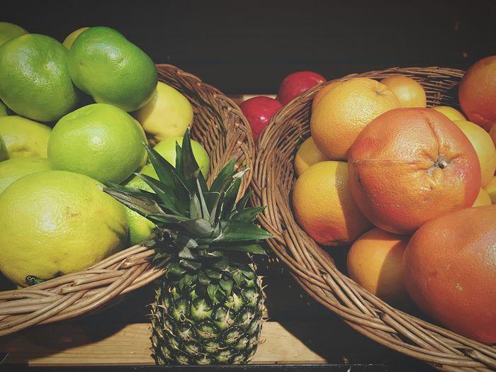 Fruit Pineapple Citrus