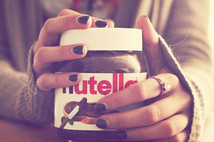 Nutella Don't Even Get Me Started Love♥ Chocolate
