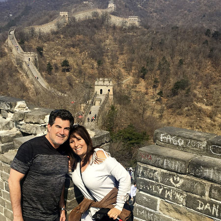 7 Wonders Of The World Bricks In The Wall China Tour Couple On Great Wall Grafitti Wall Highlights Of China Long Wall Of 10,000 Lei People On The Great POSED Selfie Stick Selfie Sticks Seven Wonders Seven Wonders Of The World The Great Wall The Great Wall Of China The Longest Cemetary On Ear Traveling China Wan Li Chang Cheng Watchtower The Great Wall