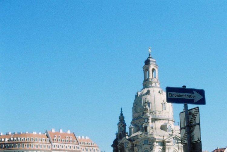 35mm Film Film EyeEm Best Shots Sunny Day Dresden Germany Traveling