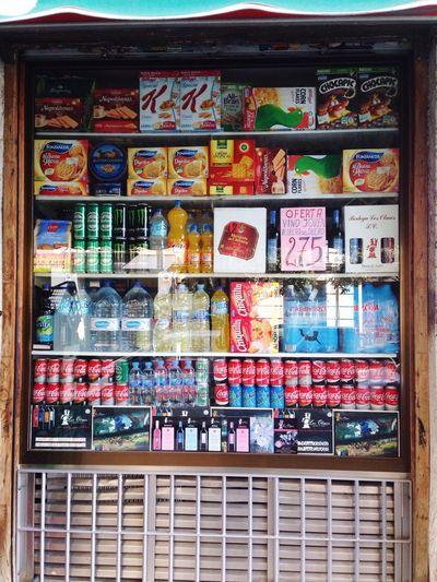 Ultramarinos Cornerstore Grocery Grocerystore Grocery Store