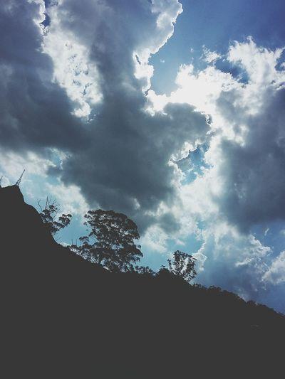 Se o céu ja é bonito, imagina o dono dele 💘