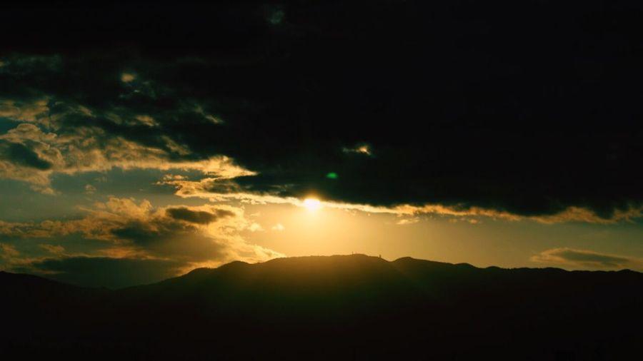 葛城山 Japan Nara Mount Katsuragi Japan Photography Sky Landscape