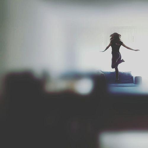 🙆❤ Spring Jump Happy Girl Selfie Taking Photos That's Me Nice Day Love Hello World HaveabeautifuldayHello EyeEm