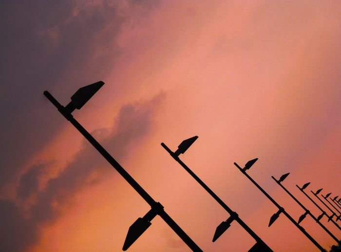 Look At This Sky!  Look Up Street Lights In A Row Streetlights And Sky Contrasts Contrast Colors Check This Out Light And Shadow Fine Art EyeEm Gallery Lines, Shapes And Curves Eye On Detail Minimalism Geometric Shapes EyeEm Best Edits EyeEm Best Shots Golden Hour Tranquility TakeoverContrast43 Golden Moments Sunset Over The City Colors And Patterns Fine Art Photography On The Way Overnight Success The Graphic City