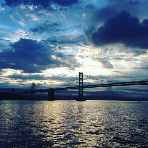 San Francisco San Francisco Bay San Francisco Bay Bridge San Francisco Sunrise Sunrise Sunrise Bridge EyeEmNewHere
