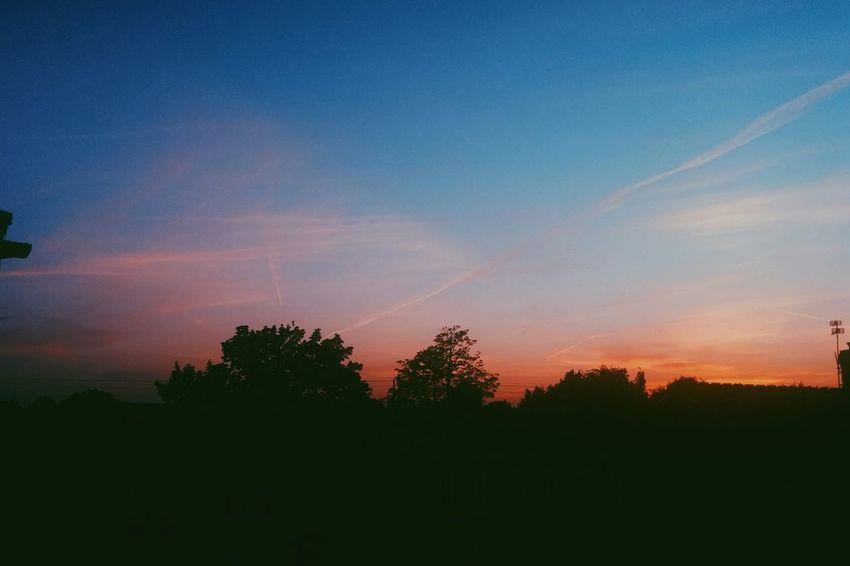 Sunsets like these :) Sunset Summer Hot Sunnyday Manchester England
