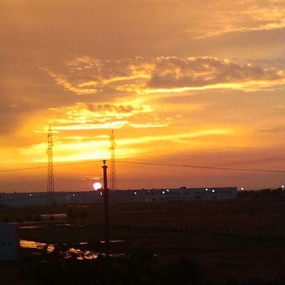 Sunset Ilovezr Sky Clouds