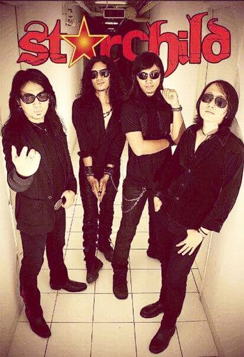 The Band Glam Rock Musicians Starchild Music