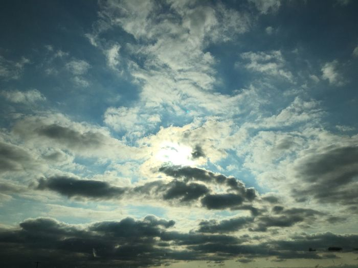 The skies are alive. Roadtrip Texas Route 66 Clouds And Sky Sunrays Texas Skies