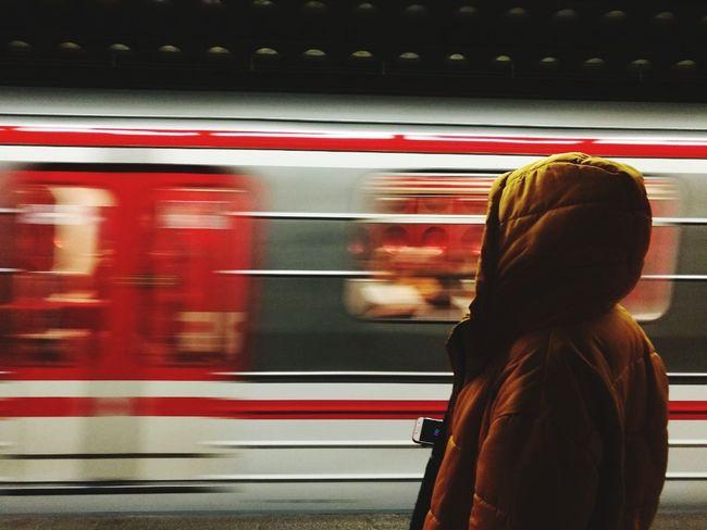 good morning Metro Happıness MorningTrip Red