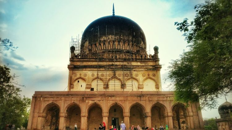 Qutub Shahi Tombs History Architecture Heritage Architecture Historical Monuments Leisure Activity First Eyeem Photo