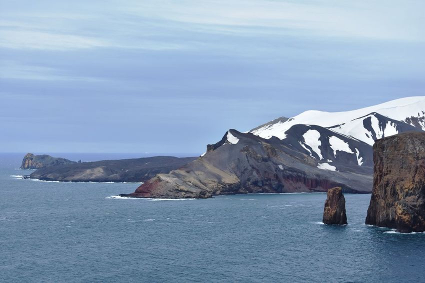 Antarctic Antarctic Peninsula Antarctica Deception Island Frozen Neptune's Bellows Sea Wilderness