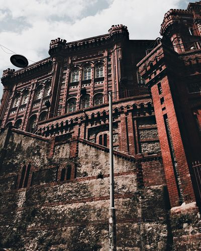 • high school - Istanbul Architecture Built Structure Building Exterior Low Angle View Architectural Column Travel Destinations Famous Place Historic Building History First Eyeem Photo