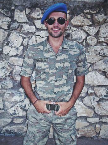 I'm Solider Turkey Happy Komando