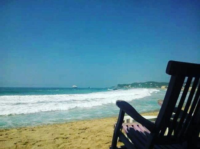 ⚓🐬 Relaxing Enjoying Myself Ocean Asome Beach Sol Playa Breakfast Time Nature Photography Sea