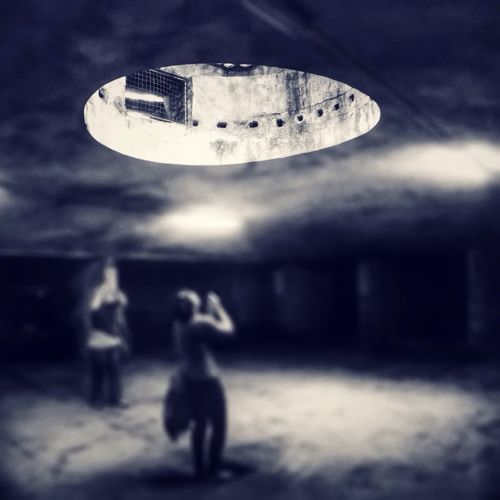 IPSTiltshift Eye4black&white  Black & White Surrealism