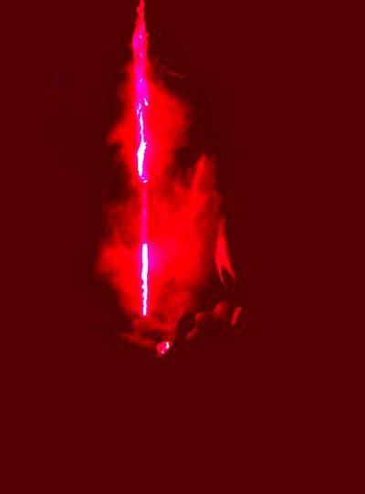 Smoke Laser