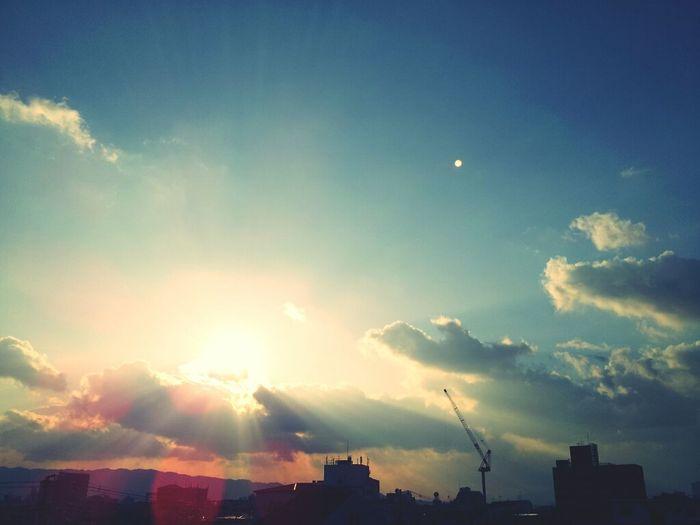 Morning Sky Cloud&sky