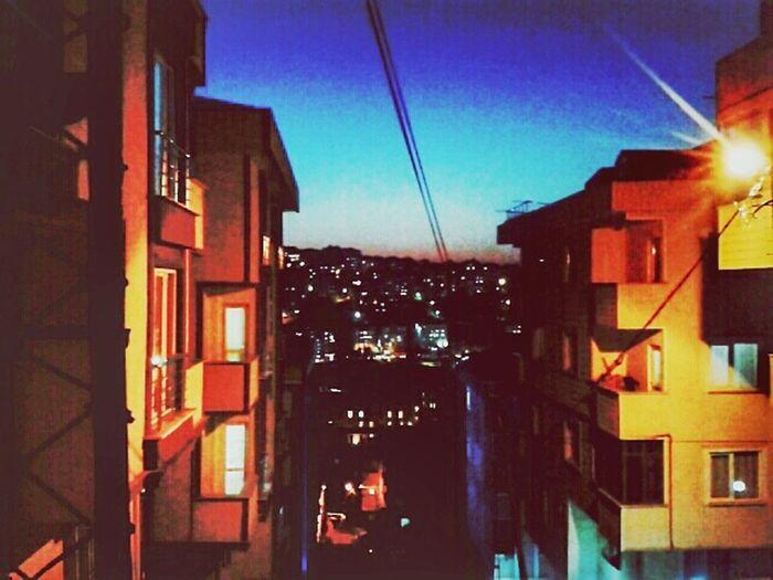 İstanbul bir başka güzel 🌃