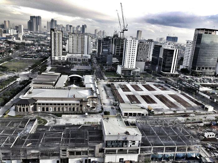 Bonifacio Global City Philippines Architecture