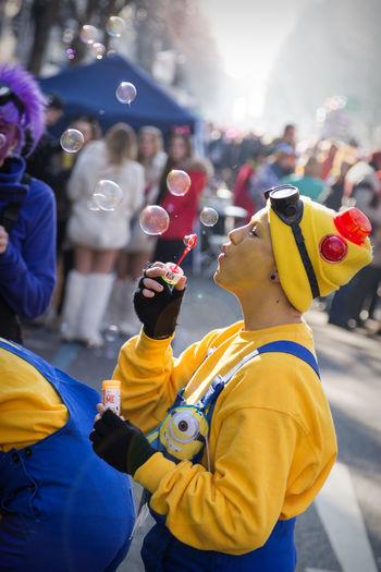 Karneval, Duesseldorf, Germany Bubble Carnival Colors Of Carnival Deutschland Duesseldorf Düsseldorf Fasching Fun Germany Helau Karneval NRW Seifenblasen Soap Bubbles