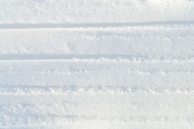 Winter background, snow pattern with trails Background Blue Colors Crystal Flakes Forsty Frost Ice Icy Snow Surface Textured Surface White Winter Wonderland