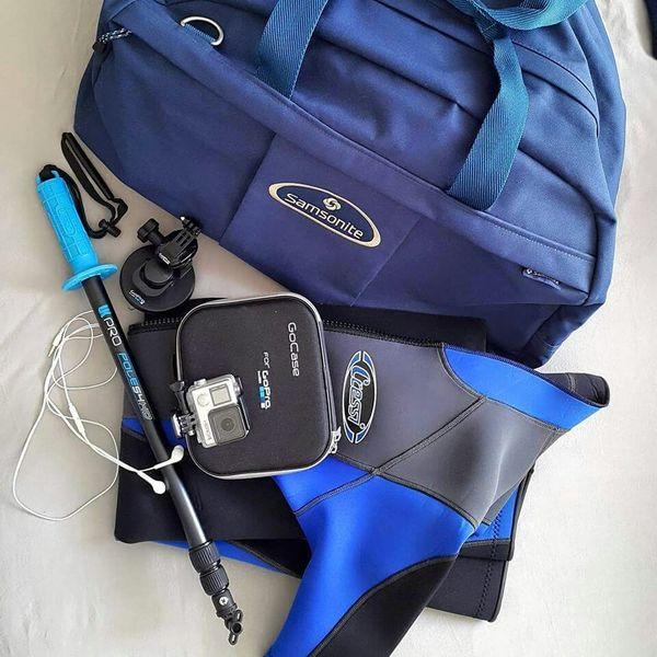 samsonite Goprohero4silver Travel Gopro Goprohero Extremesports Kiteboard