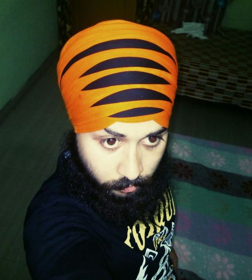Sardar ji style