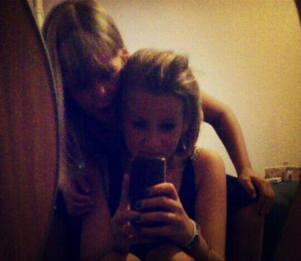 Mit Meiner Kleinen Schwester *-*