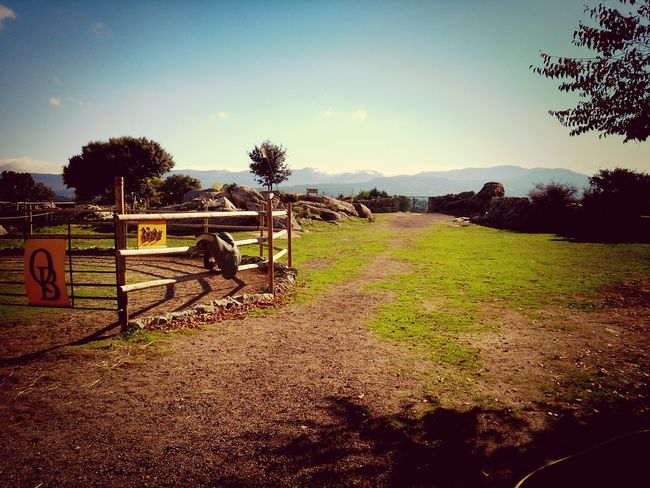 Maravilloso domingo soleado en el Quiñon de Balbino Madrid El Boalo Sierra De Guadarrama