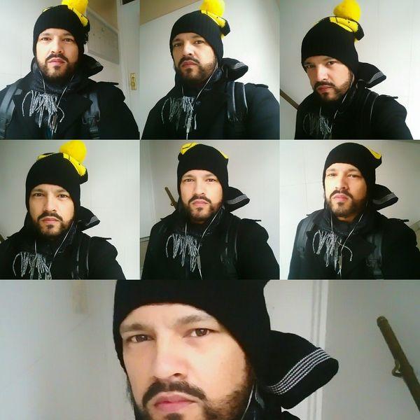 Hello World That's Me Gayswag Strike A Pose! Homoswag Beardgame Beardswag RebelHeart LivingForLove Gaynyc