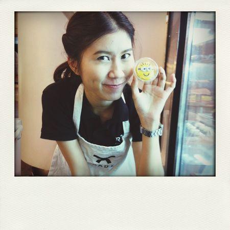 Minion!! I like it (≧∇≦) Minion  Dispicable Me Macaron