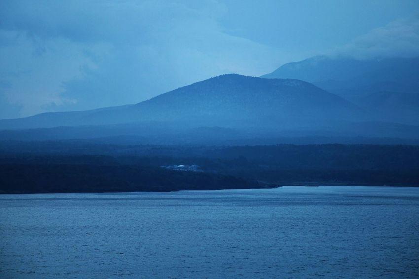 Blue dawn at mountain lake. Landscape EyeEm Best Shots - Landscape Nature EyeEm Nature Lover ISOPIX Dedicate To @intreccio EyeEm Best Shots - Nature EyeEm Best Shots Mountains Morning Dawn