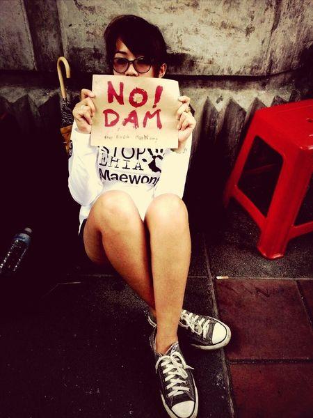 NO DAM!!!