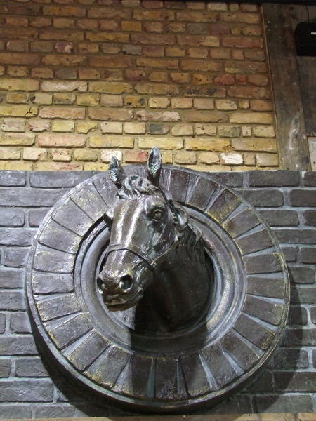 Bronze Horse Head Composition Fun GB London Tourist Attraction  Unusual Animal Representation Brick Wall Bronze Sculpture Bronze Statue Camden Market Capital City Close-up Famous Place Full Frame Horse Head Illuminated Indoor Photography Metal No People Sculpture Statue Travel Destination Uk Wall Feature