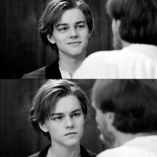 The gorgeous&handsome Leonardo ❤❤❤ Leonardodicaprio  Titanic1997 Bnw